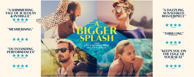 """A Bigger Splash"" – A Thrillingly Erotic Classic"