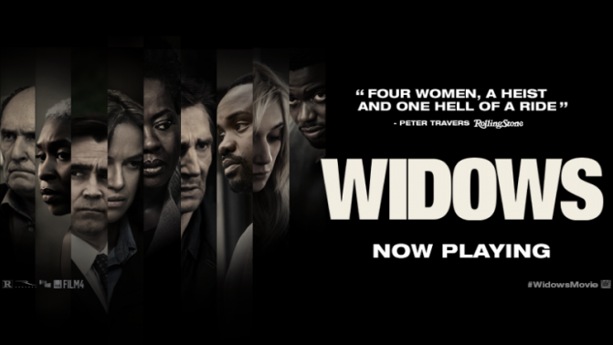 "Everyone Is A Thief In ""Widows"""